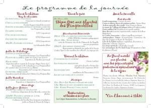 programme jardin d'automne 2013