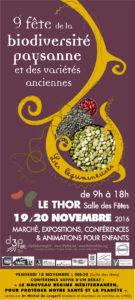 d3p fête de la biodiversité du Thor